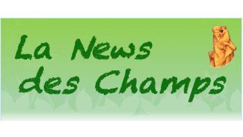 Permalien vers:La News des Champs