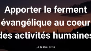 Permalien vers:Réseau Sitio – 16 décembre 2019